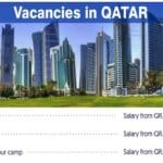 Qatar news Today 3 Post Vacancies in Qatar 2021