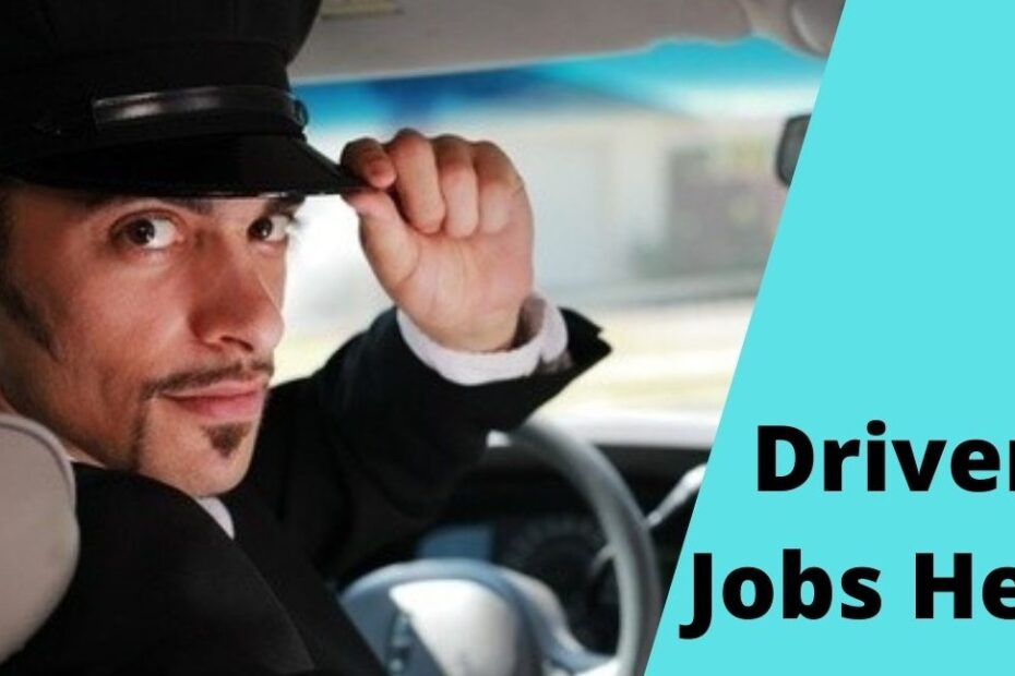 Driver Jobs Here
