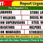 Kuwait Jobs Alert Report Urgently for Reputed Co. Client Interview on 24 And 25 Sep
